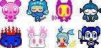 mari-chan's icons